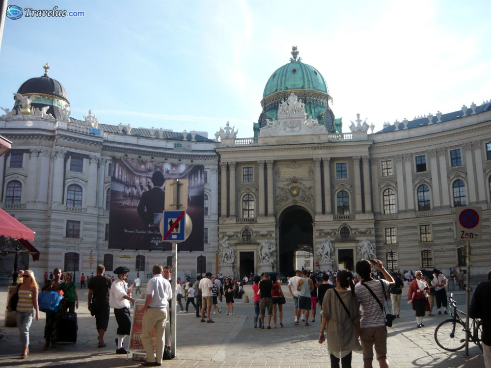 Vienna: visiting the city center