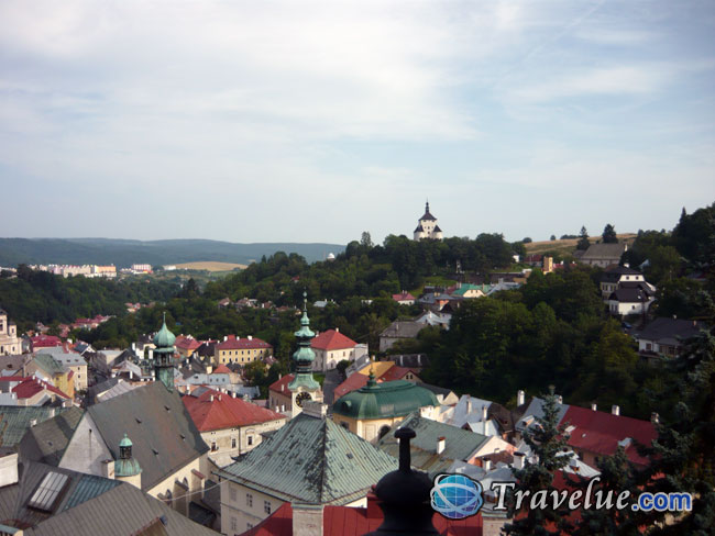 Banska Stiavnica: old city worth visiting in Slovakia