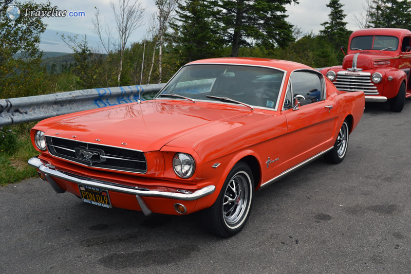 American classic cars on cape breton 39 s cabot trail for Best american classic cars