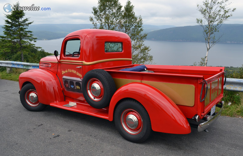 American classic cars on cape breton 39 s cabot trail for The american classic