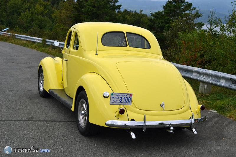 American Classic Cars On Cape Breton S Cabot Trail