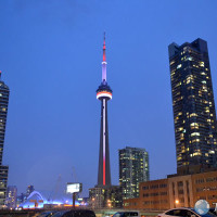 CN Tower: Toronto's main attraction