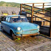 Old Skoda