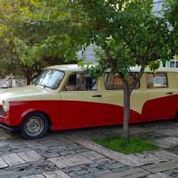 Trabant Limousine