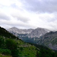 Hiking Maglic to Trnovacko Lake