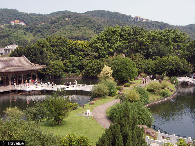 Asian Garden in Taipei