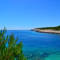 Beautiful Adriatic sea