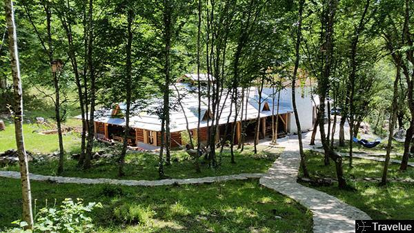 What's no to like about Kamp Divlja Rijeka