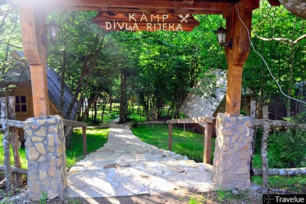 Kamp Divlja Rijeka